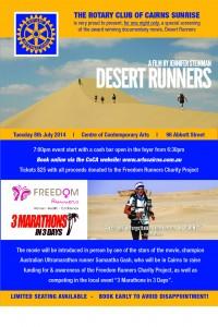 Desert Runners A5
